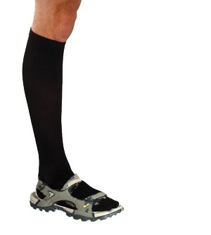 эстетическое табу - носить носки и сандали