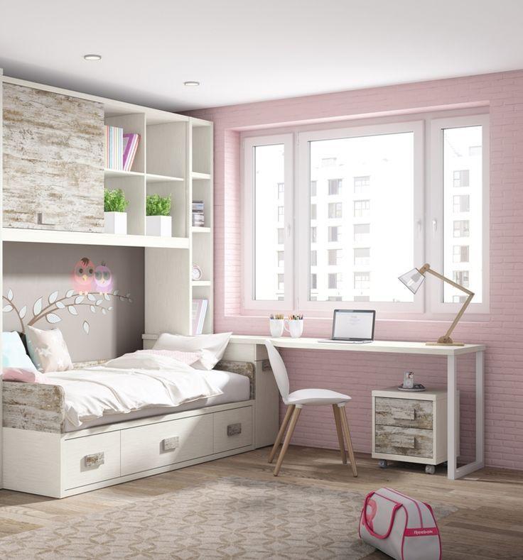 Resultado de imagen para decoracion de habitaciones para jovenes mujeres