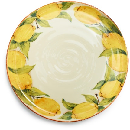 Lemon Collection Dinner Plate