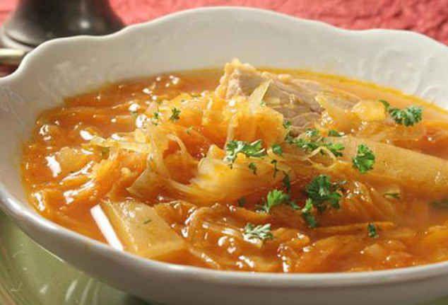 Sejam Bem-Vindos ao: Receita de Shchi (Щи) - Sopa de Repolho com Batata...
