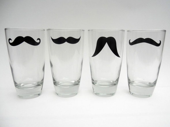 Nice glassesGroomsman Gift, Beer, Mustaches Glasses, Cups, Moustaches Glasses, Parties, Housewarming Gift, Wine Glasses, Drinks