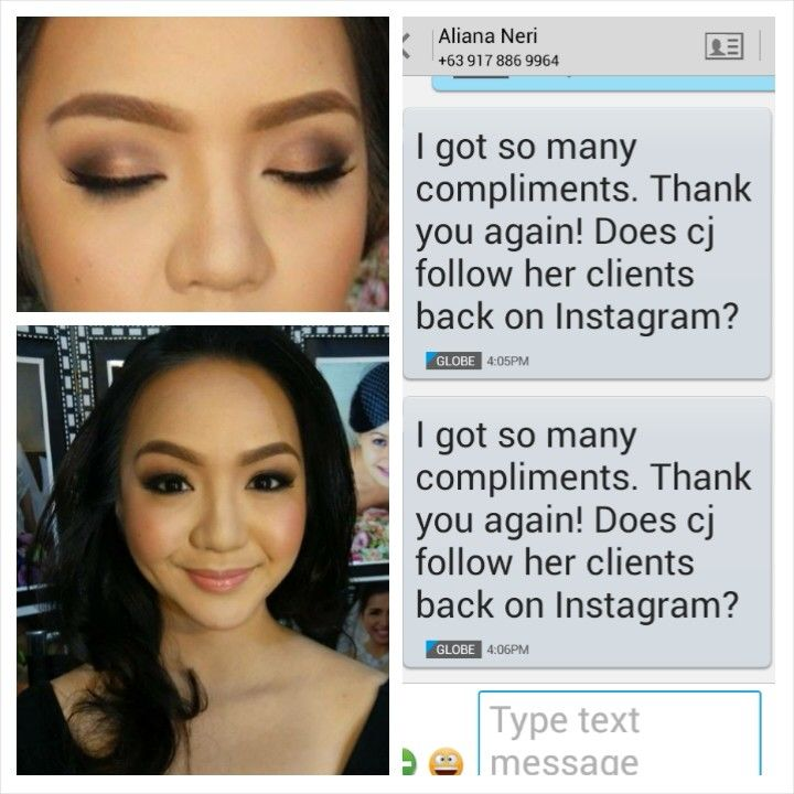 beginner makeup artist resume%0A Make Up by our amazing and very talented Senior Make Up Artist Steph Ching  for the