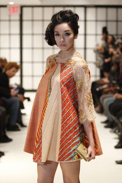 Elie Kuame Couture Of Paris Runway Fall 2013 Mercedes Benz Fashion Week Ankara Couture
