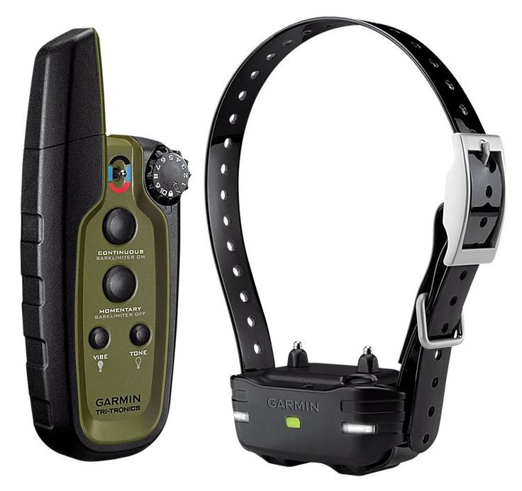 Garmin Sport PRO Dog Training Device Collar and Handheld