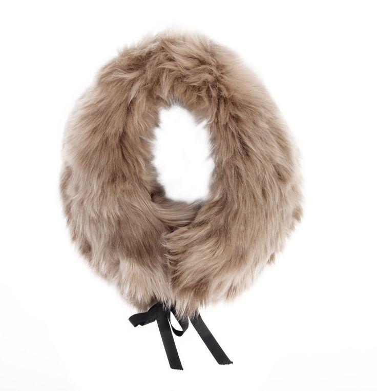 Sheepskin Collar - Paco