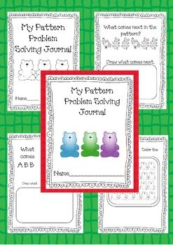 Cute and fun book to use to teach kids patterns!!!!