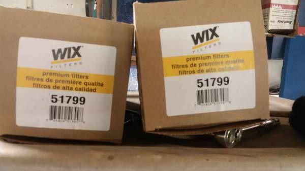 WIX 51799 OIL FILTERS (LEBANON ME) $250