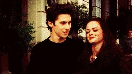 Jess & Rory - Gilmore Girls