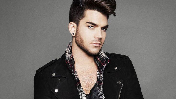 Adam Lambert shares first photos from The X Factor Australia