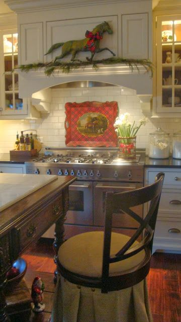 English Country Kitchen Design Ideas ~ The Polohouse Favorites