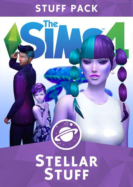 Sims 4 CC's - The Best: Stellar Stuff by THE PLUMBOB TEA SOCIETY