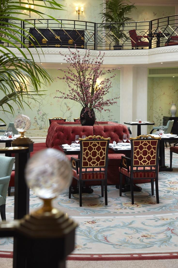 La Bauhinia - Shangri-La Hotel, Paris75116 Paris, Fantasy Trips Paris, France November, Fantastic Shangri La, Hotels Shangri, France Luxury, Hotels Paris, Paris Http Www Shangri La Com, Bauhinia