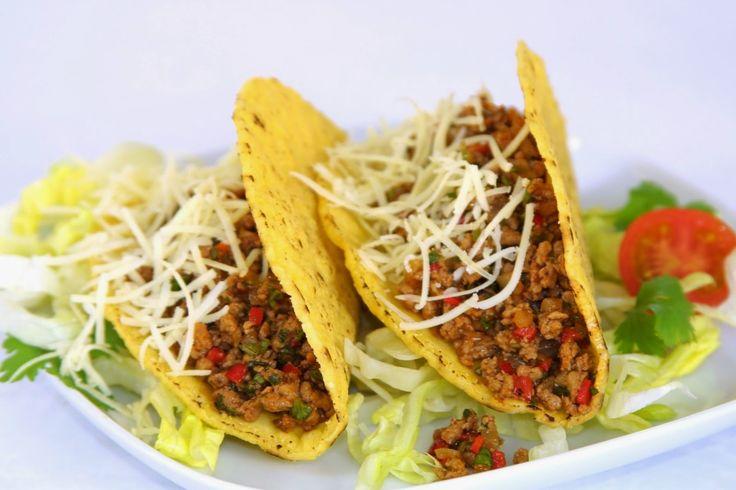 Marie Marinova: Мексиканские Тако (Taco)
