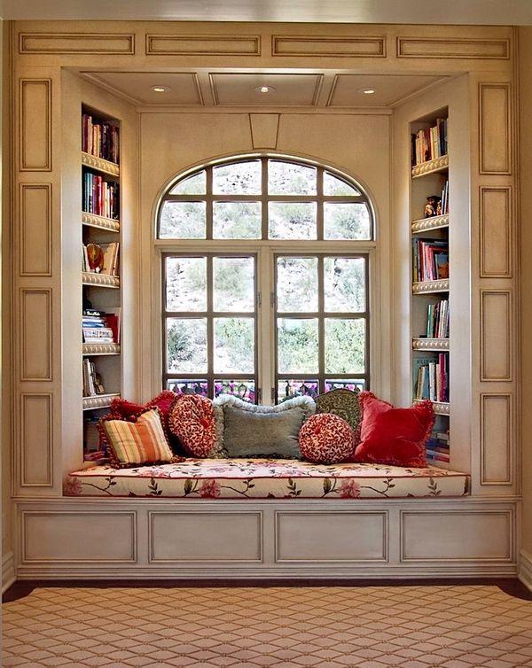 Library • Book Nook