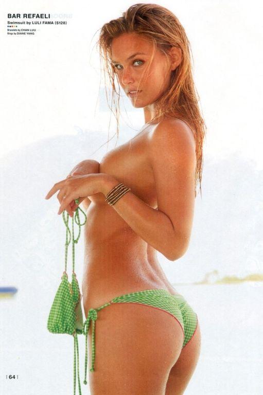 Bar rafaeli nude boobs