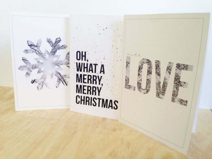 Christmas Prints Holiday Cards by ProjectOGrahipcs on Etsy