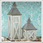 Seaside Inspired | beach style candles & lighting from seasideinspired.com