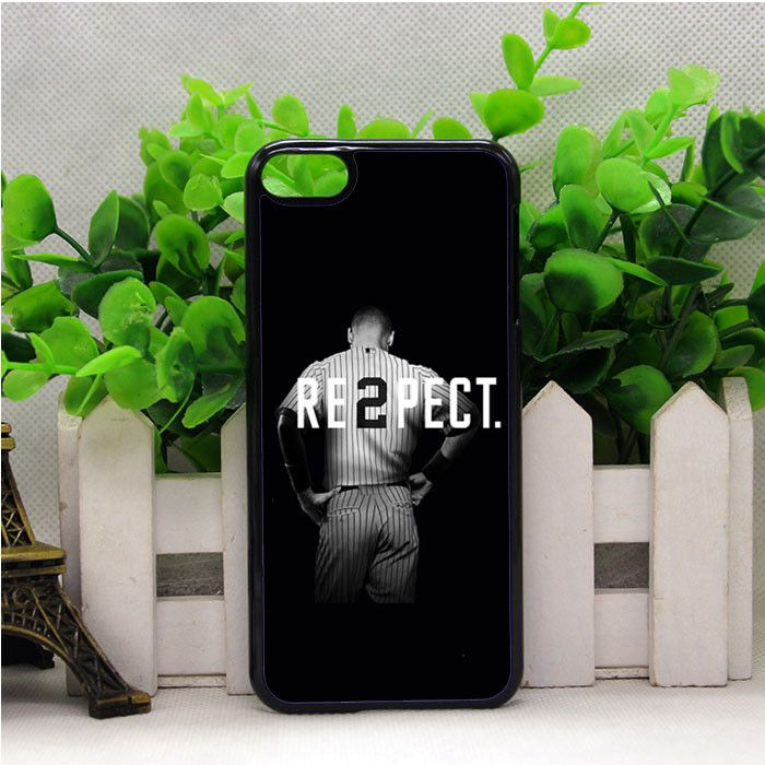 RESPECT DEREK JETER IPOD TOUCH 6
