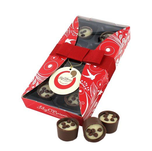 Christmas Favourites - Banoffee Pie, 8 Chocolates available at LilyOBriens.ie