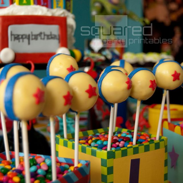 """Photo 2 of 18: Toy Story, Toy Story 3, Toys / Birthday """"Ty Turning 3 - A Toy Story Party"""" 