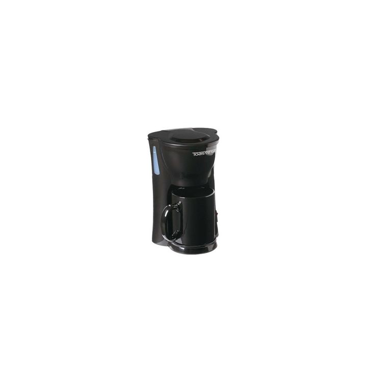 Toastess International 1 Cup Coffee Maker - Black TFC326