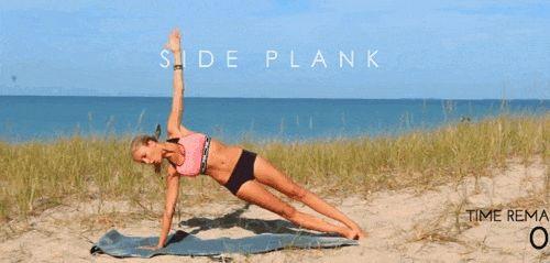 slide plank 10's y aumentar