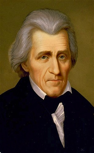 a history of the presidency of andrew jackson American history has come full circle  does not mention the indian removal act , the most important policy initiative of jackson's presidency.