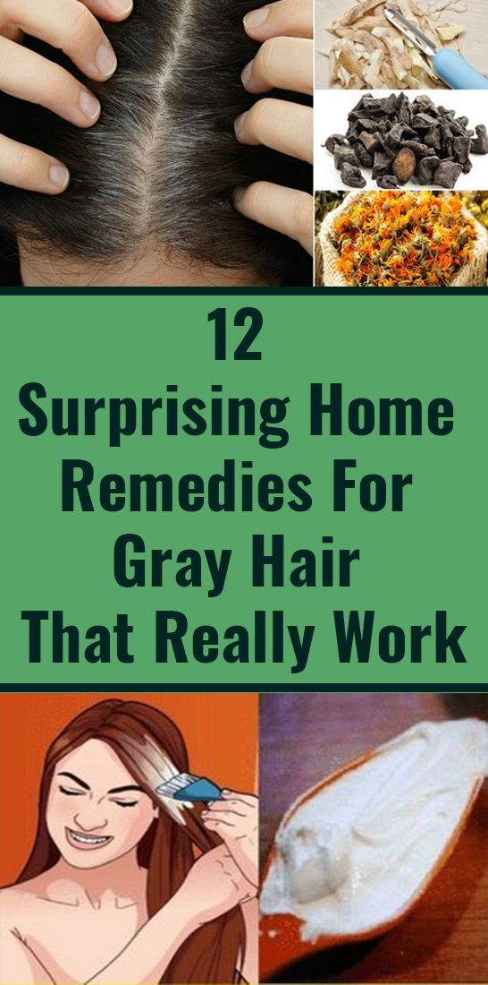 Grey hair is naturally a sign of old age, but hair…