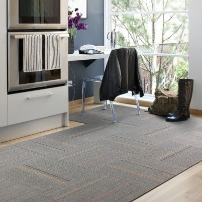 flor carpet tiles milliner grey