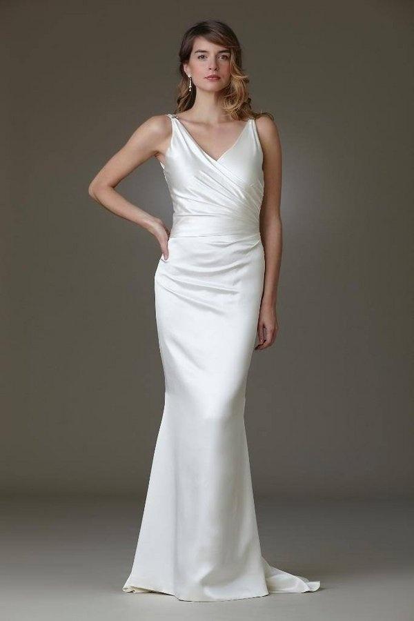 Amy Kuschel's Hollywood gownChiffon Floors, Wedding Dressses, Kuschel Hollywood, Kuschel Brides, Hollywood Gowns, Amy Kuschel, Floors Length, Vintage Wedding Dresses, Bridal Gowns