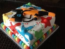 Image result for paintball cakes