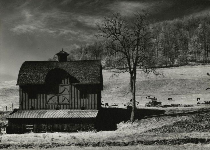 Minor White, Pennsylvania, 1955