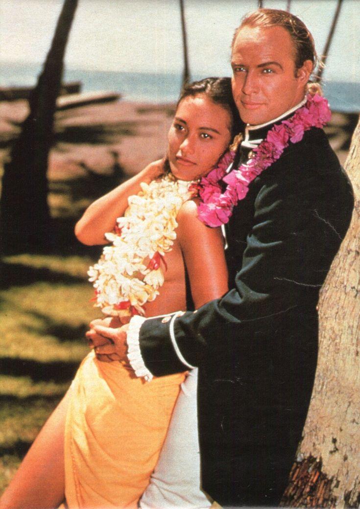 Marlon Brando & 3rd wife Tarita Teriipaia.  Married 1962–1972.  Children: Cheyenne Brando, Simon Teihotu Brando, Raiatua Brando, Maimiti Brando