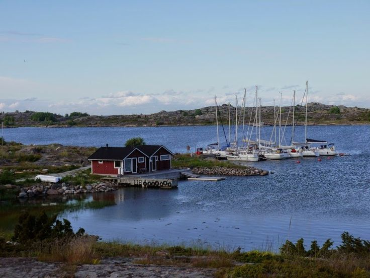 #Utö - the distant #island of contrasts #sailing #harbour #guestharbour