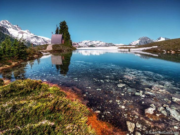 Best Most Beautiful Reflection Images On Pinterest Amazing - 25 amazing landscapes around world seen