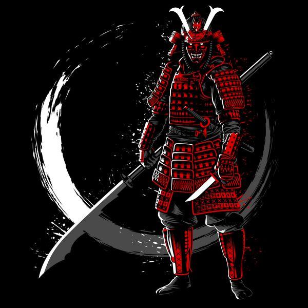 самураи ронины в картинках лучшим контрастом синему