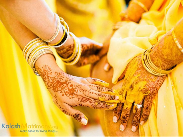 Ritual Haldi Is Also Known As Upttan In Hindu Religion Ceremony Celebrated Days Before The Wedding Day And On This