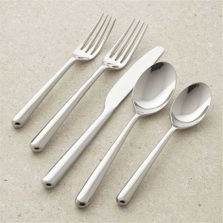 how to clean dull stainless steel flatware