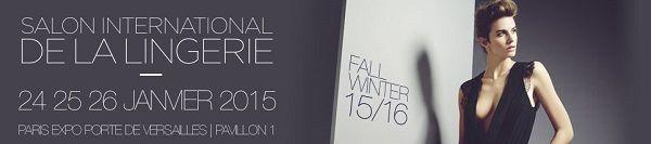 Il Salon International de la Lingerie di Parigi  #fashion #moda #newcollection #collezione #novità