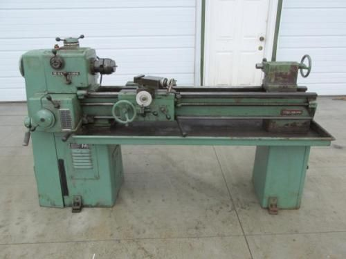Clausing Model 6913 Metal Lathe Flame-Hardened Bedways