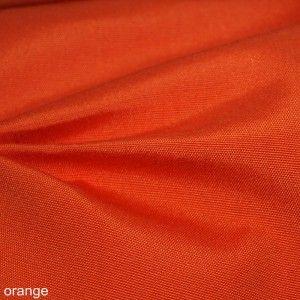 """tissu extérieur """" orange"""" - Hall du tissus"""