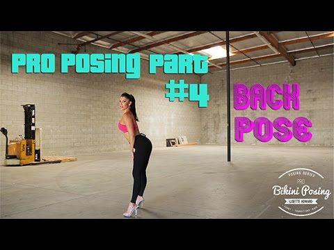 PRO Bikini Posing Teil 4: BACK POSE – YouTube OMG BEST Video über das Erlernen der Bi …   – Pumped