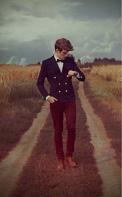 bow tie look #3