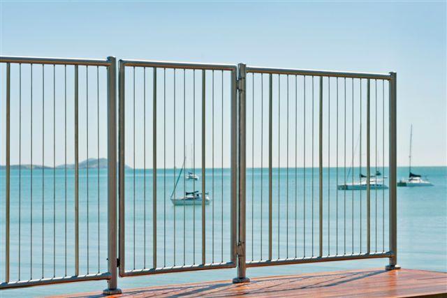 De Fence Australia: Vertical Wire Fence