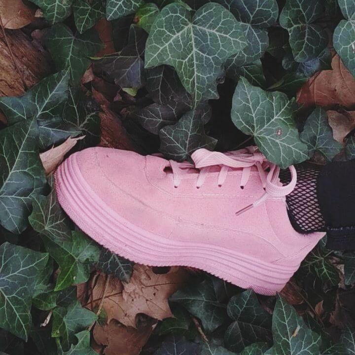 #shoes #pink #tumblr #tumblrgirl