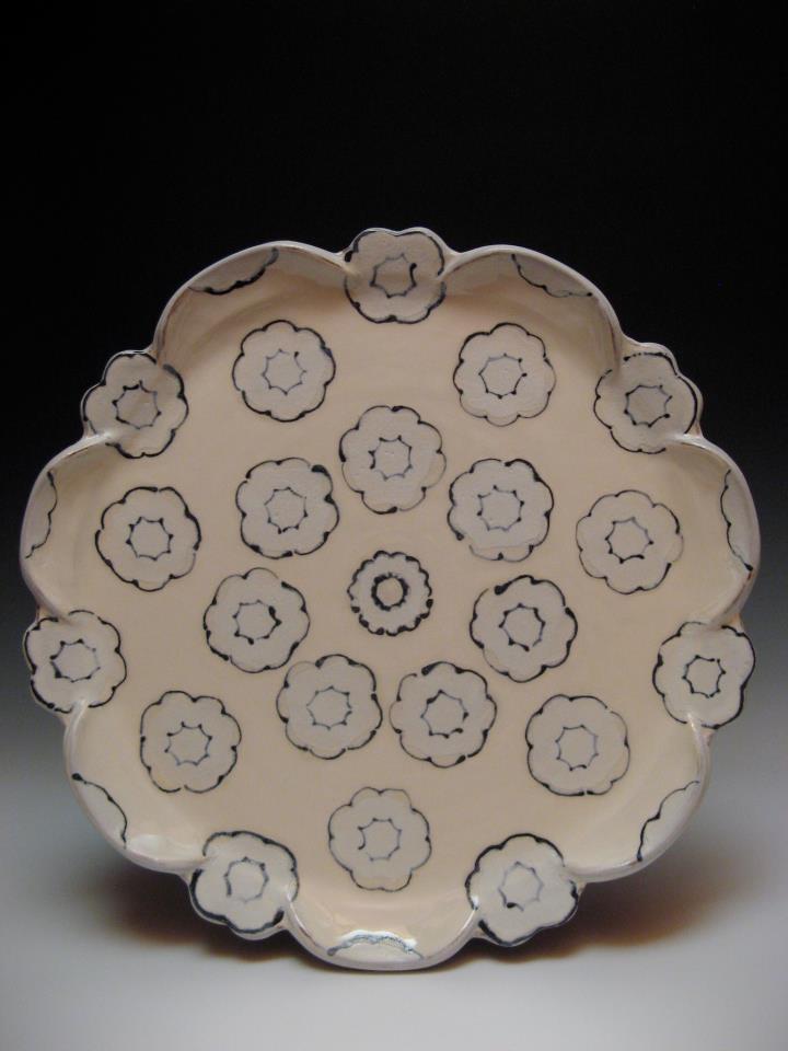 Joan Bruneau  #ceramics #pottery