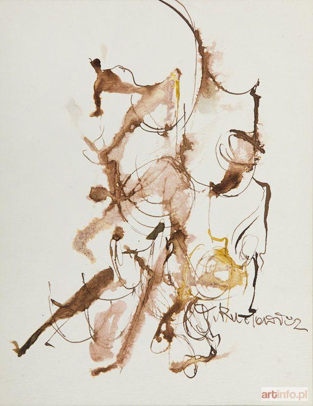 Teresa RUDOWICZ ● Kompozycja ● Aukcja ● Artinfo.pl