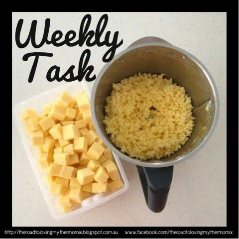 Weekly Task: Cheese