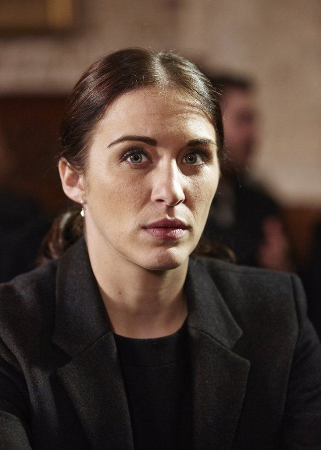 Still of Vicky McClure in Broadchurch