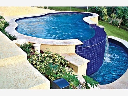 45 best pool images on pinterest infinity pools pools for Haven home and garden design